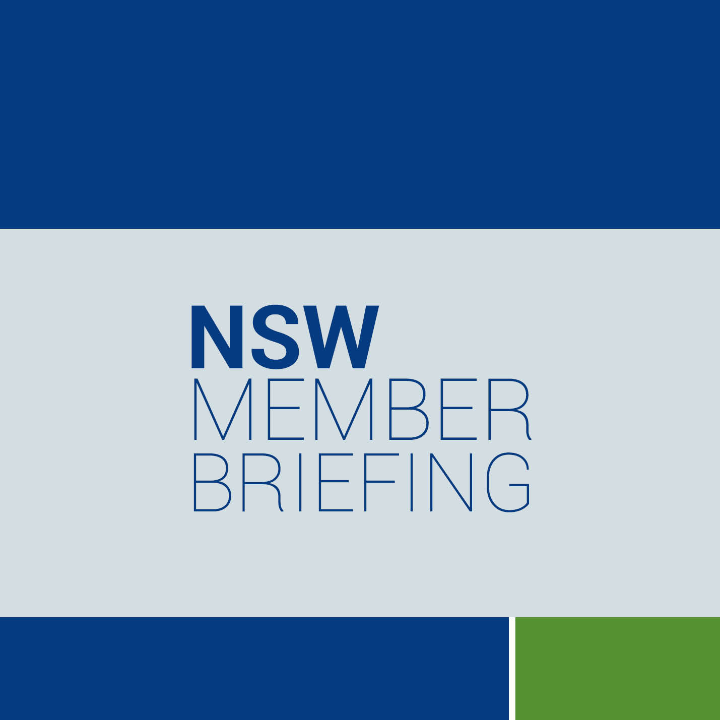 NSW Member Briefing UOW Health Precinct OCT 2019